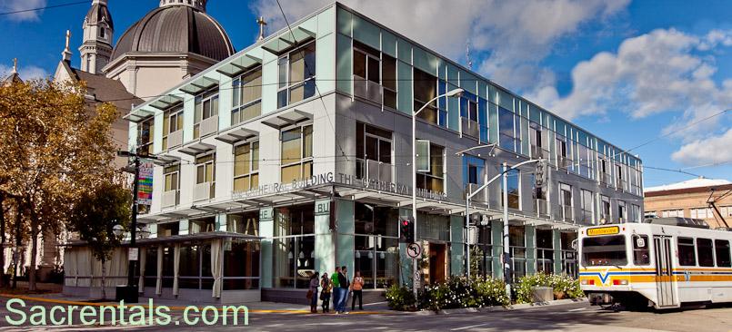 Loft Apartments In Sacramento