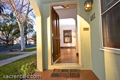 2211 24th Street Midtown Sacramento Rental House Home