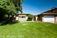 sacramento rental house 2 bedroom 1 bath mckinley park east sacramento