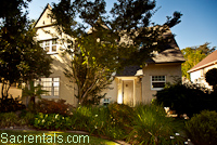 east sacramento rental property house for rent