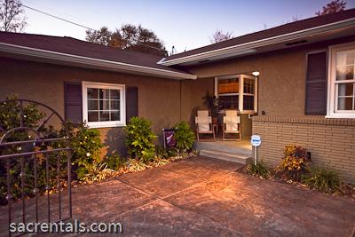 5309 T Street East Sacramento Rental 95819 Sacrentals