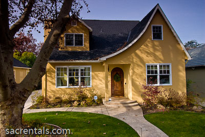 sacramento house for rent Sierra oaks